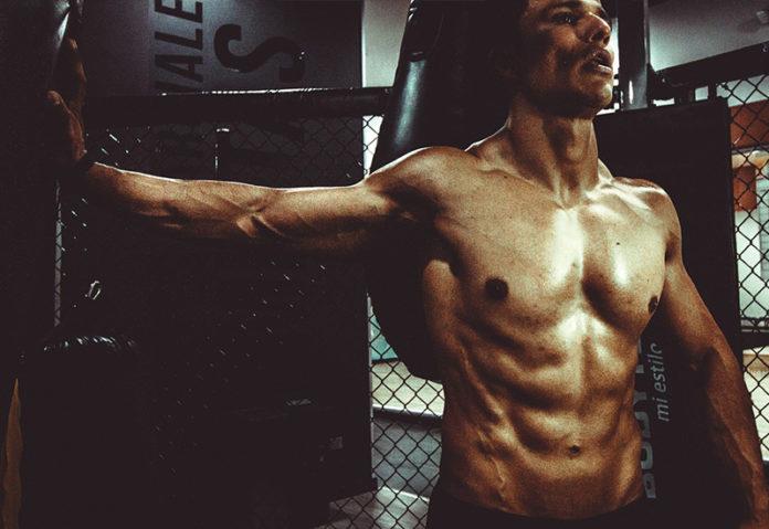 Muskelaufbau zum Sixpack