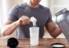 Muskelaufbau mit Eiweiß